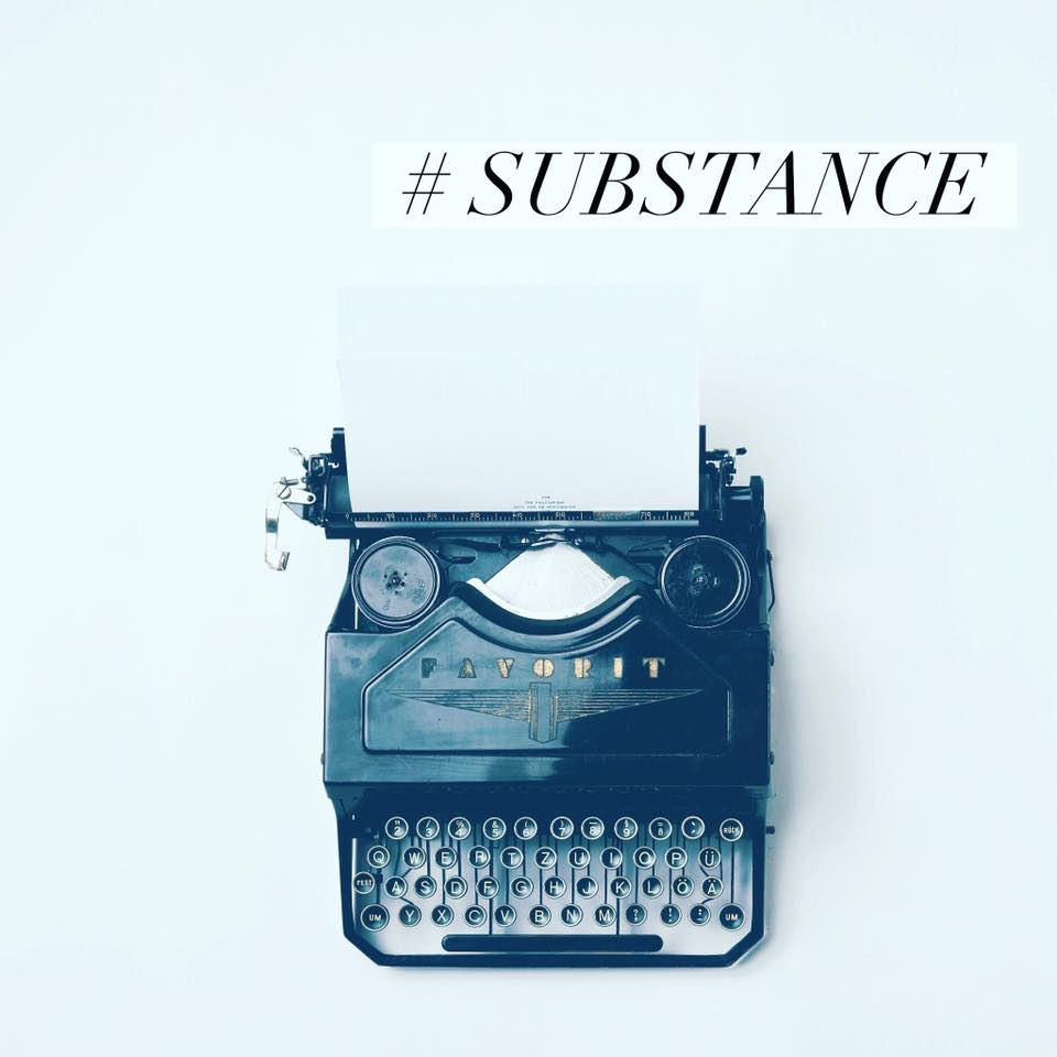 {BE} ing Substance