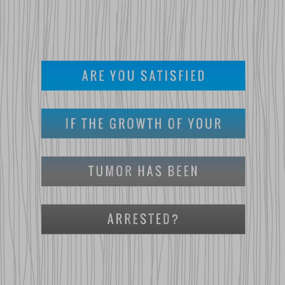 Brain Tumor Survivor Stats…1 yearout
